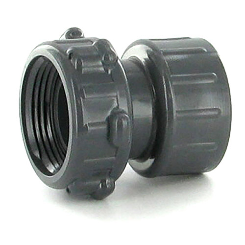 MS-FA - Schedule 80 F Buttress X F NPT (Mates to Male valve inlet)