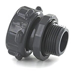 MS-MA - Schedule 80 F Buttress X M NPT (Mates to Female valve inlet)