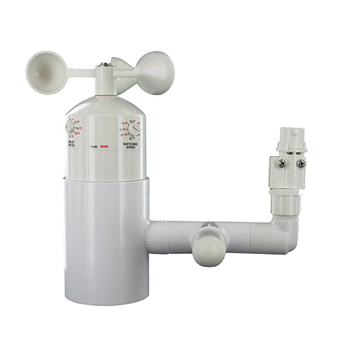 MWS-FR - Hunter Mini Weather Station (W/R/F)