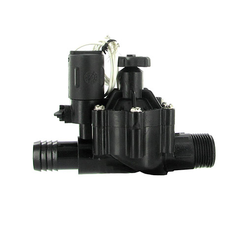 Weathermatic N-100MBF-H - 1 inch Nitro Series Valve Male X Barb with Flow Control