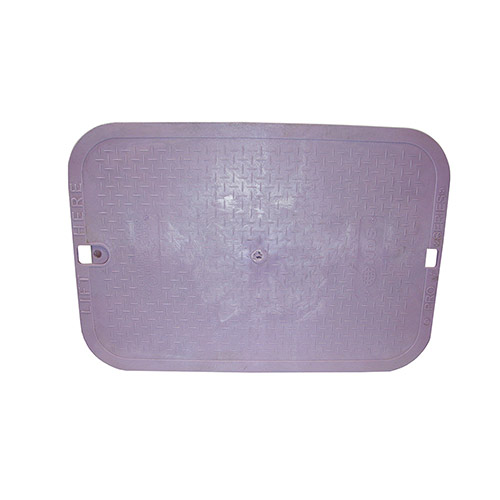 NDS-217P-CR Jumbo Valve Box Overlapping Cover for Non-Potable Water