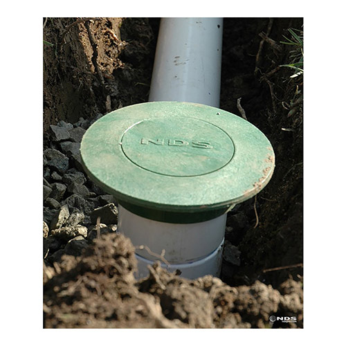 Pop-Up Drainage Emitter 3 in x 4 in