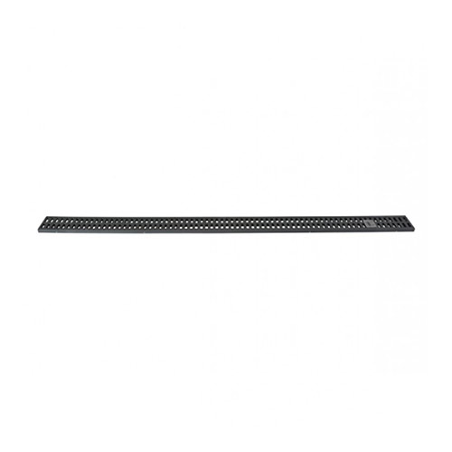 Grey NDS-541GY 3 ft. Light-Duty Mini Channel Grate