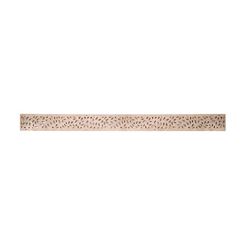 NDS-554S Botanical 36 in  Plastic Mini Channel Grate Sand