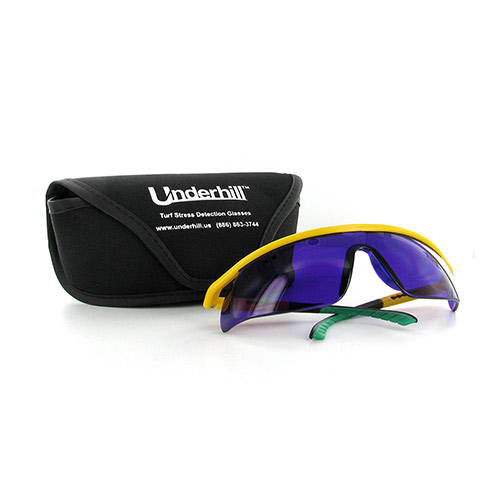 Underhill NG655-01- TurfSpy Stress Detection Glasses