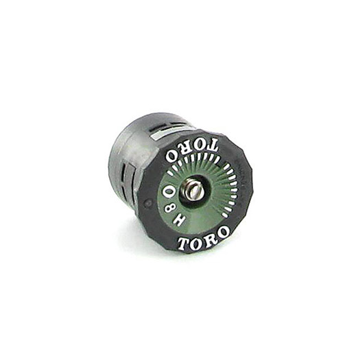 Toro O-8-H-FEMALE - 8' Radius Half Circle Precision Series Spray Nozzle with Female Threads