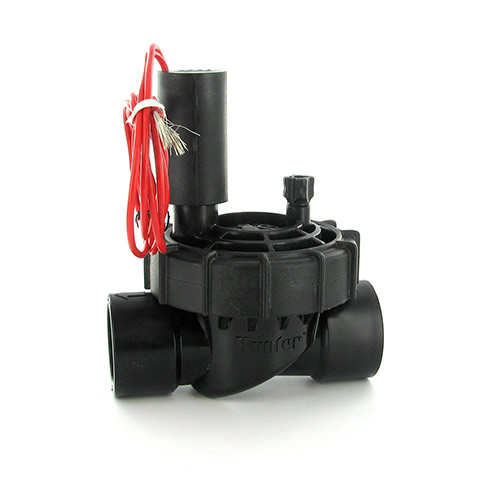 "PGV-100JTG-S - PGV Series 1"" plastic globe valve with Jar-Top Bonnet, Slip x Slip (no flow control)"