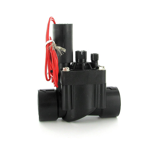 Hunter PGV-101GS - PGV Series 1 '' Slip Inlet/Outlet Valve with Flow Control