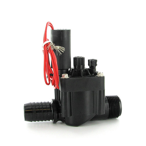 Hunter PGV-101MB - PGV Male Thread x Barb Valve with flow control