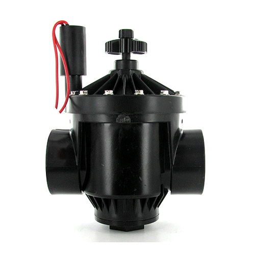 Hunter PGV-201G - PGV Series 2 '' threaded Inlet/Outlet with Flow Control