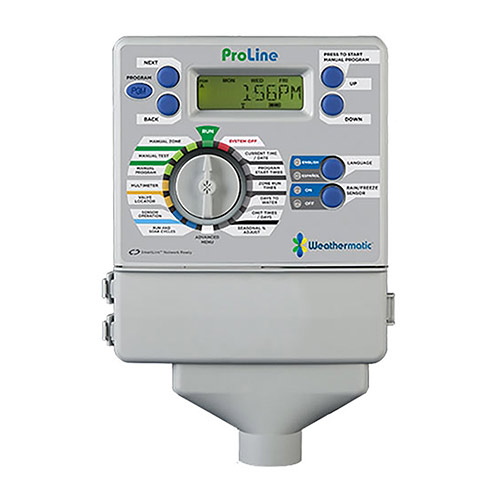 PL800 - Weathermatic 4 zone indoor controller (expandable to 8)