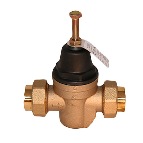 Aqualine PRV4-075-LF 3/4 in. Lead Free Pressure Regulator
