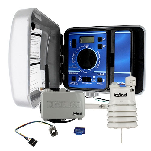 Irritrol Bundle RD1200-EXT-R-CL-100