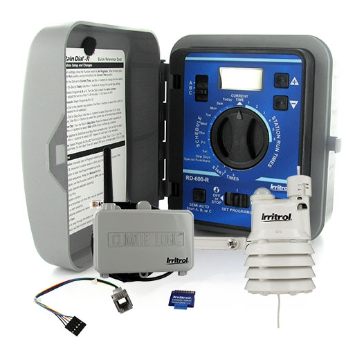 Irritrol Bundle RD600-INT-R-CL-100