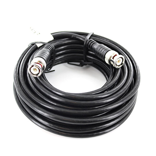 TRC RG58-25 25 ft. Coaxial Cable with BNC Fittings