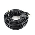 RG58-50 - TRC 50ft Coaxial Cable with BNC Fittings