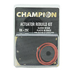 Champion RK-25C-C Classic Actuator Rebuild Kit 3/4 and 1 in