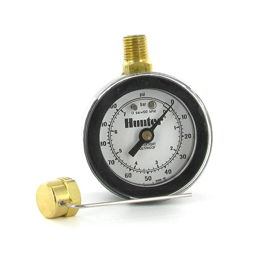 Hunter ROTOR-PITOT-GAUGE - Pitot Gauge & Tube Assembly