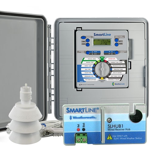 Weathermatic Bundle SL4848-SLW1