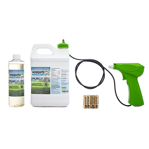 Mosquito Magician E-Z Sprayer Kit