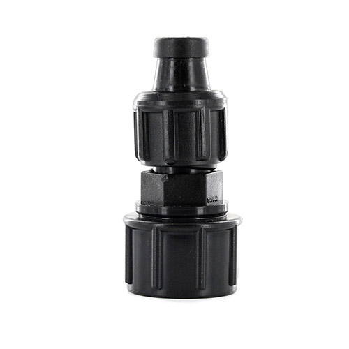 DIG ST14 3/4 in. FHT Swivel Adapter for Drip Soaker Tape