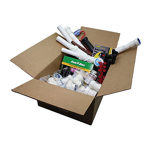 40pc Deluxe Sprinkler Repair Survival Kit - Glue Free