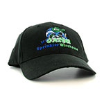 SW-GATORCAP-BLACK - Structured Sprinkler Warehouse Irri-GATOR Cap (Black)