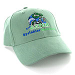 SW-GATORCAP-KELLY - Structured Sprinkler Warehouse Irri-GATOR Cap (Kelly)