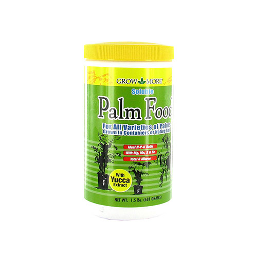 Grow More Soluble-Palm-Food - 15-5-15 Fertilizer Mix (1.5 lbs)