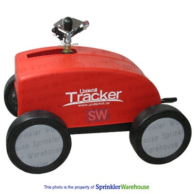 Underhill T-400-Tracker - Portable Irrigation Machine Traveling Sprinkler