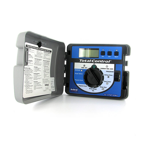 Irritrol TC-12IN-R - Total Control Series 12 Station Indoor Remote Ready Controller / Timer