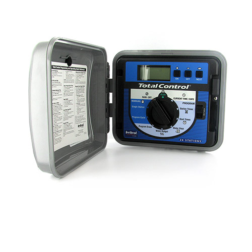 Irritrol TC-24EX-R - Total Control Series 24 Station Outdoor Remote Ready Controller / Timer