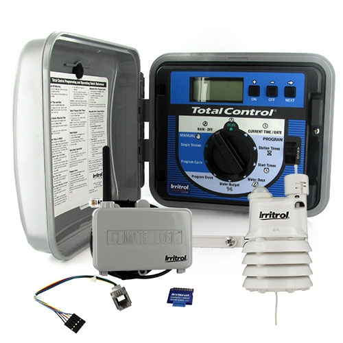 Irritrol Bundle TC-6EXT-R-CL-100