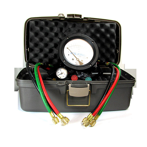 TG-5 - Wilkins Backflow Preventer Test Kit (5 Valve)