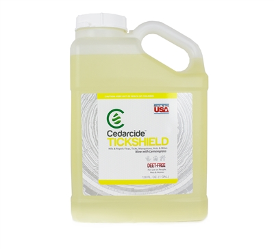Cedarcide TickShield Gallon