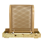 Gorilla Cage Tall-GC-1-Tan Backflow Preventer Protection Enclosure