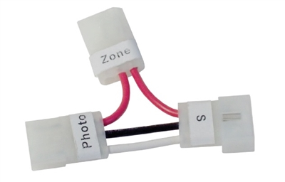 Universal Lighting UZC10PTS-03 Zone Control Photocell Adapter Kit
