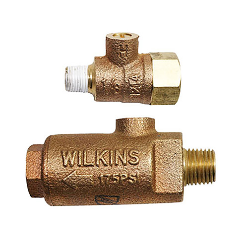 Wilkins WK14-ZWFR 1/4 in. Freeze Prevention Valve