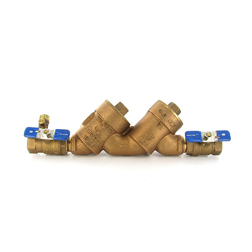 "Wilkins WK950XLT-075 - 3/4"" Double Check Valve Assembly"