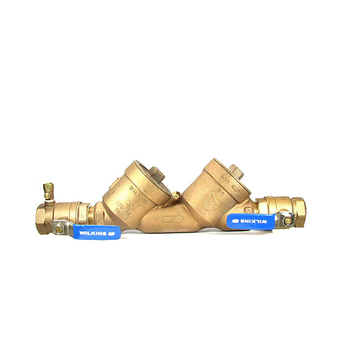 Wilkins 950XLT - 1-1/2 inch Double Check Valve Assembly Backflow Device