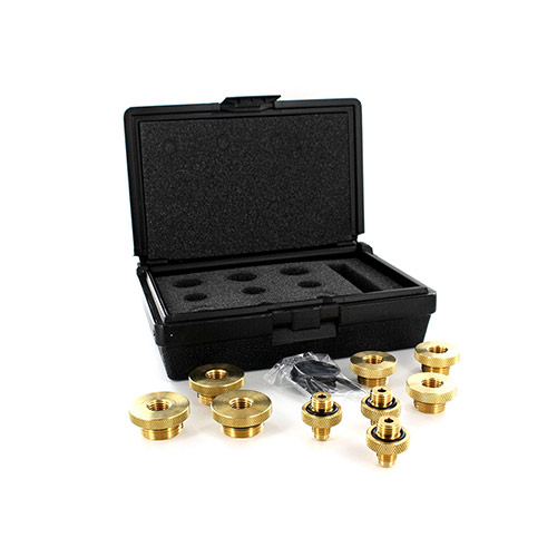 Wilkins WKQT-SET Quick Connect Fitting Set For Backflow Preventer Test