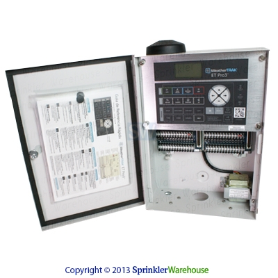 WeatherTrak-WTPRO3-C-30-CWM-30 Station Wall Mount