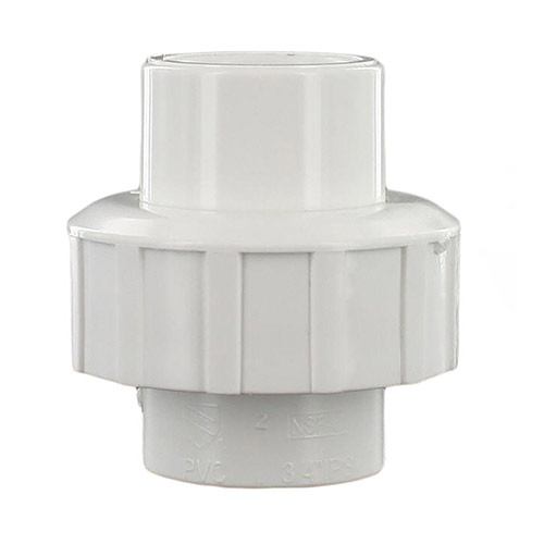 King Brothers WU-0750-S 3/4 in. Slip Sch. 80 PVC Pipe Union