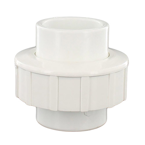 King Brothers WU-1250-S 1-1/4 in. Slip Sch. 40 PVC Pipe Union