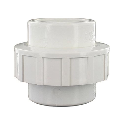King Brothers WU-2000-S 2 in. Slip Sch. 40 PVC Pipe Union