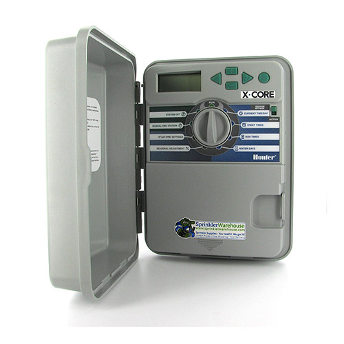Hunter XC-600 - X-Core Series 6 Station Outdoor Controller / Timer