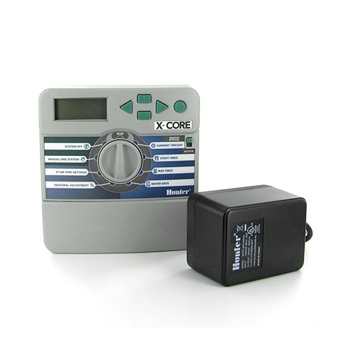 Hunter XC-600i - X-Core Series 6 Station Indoor Controller / Timer