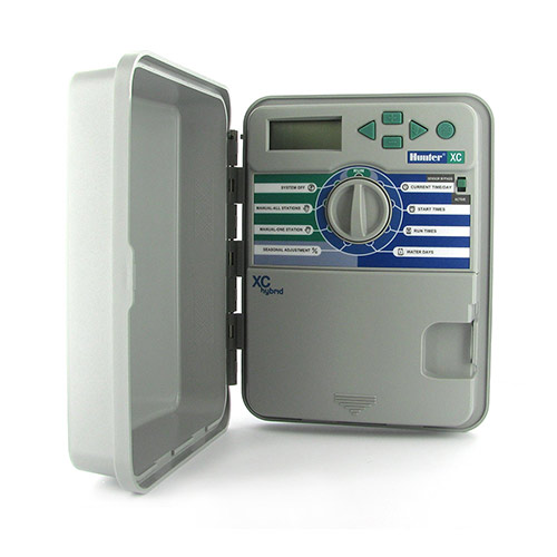 Hunter XCH600 - 6 Station Hybrid Indoor & Outdoor Controller / Timer