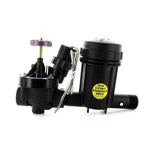 Rain Bird XCZ100PRBR Commercial Reclaimed Water Zone Control Kit
