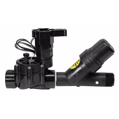 Rain Bird XCZ100PRF - 1 inch Flow Control Zone Kit with Static WYE Filter
